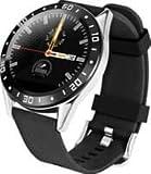 Jay-Tech Smartwatch 1080, Farbe: Schwarz.