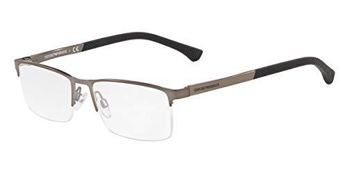 Emporio Armani Herren 0EA1041 Sonnenbrille, 0, 55