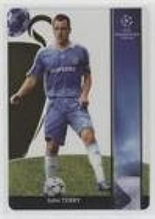 John Terry (Trading Card) 2008-09 Panini UEFA Champions League Trading Cards - [Base] #83