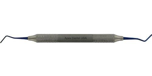 Dental USA 2413TR Pluggers Condensers Oregon 1 Round Titanium