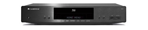 Cambridge Audio CXU 3D Universal Player schwarz