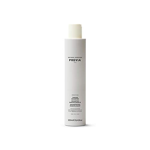 Previa Smoothing Organic Almond&Linseed Oil Taming Shampoo 250ml
