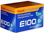 Kodak Ektachrome E100G Color Ranking TOP16 Slide Regular store Film ISO 36 35mm Size E 100