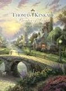 Thomas Kinkade Painter of Light 2008 Hardcover Engagement Calendar