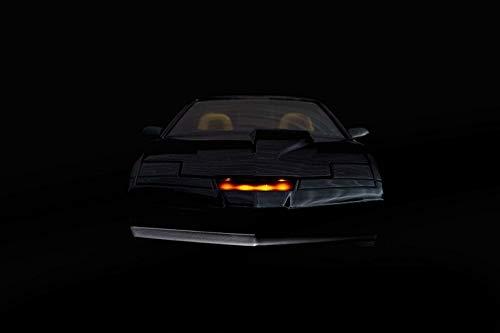 Jada 31115 - Hollywood Rides 1:24 Knight Rider K.A.R.R mit funktionierenden Lichtern