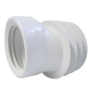 regiplast MSE Anschlussmuffe, flexibel Anschluss 100mm Durchmesser, 30mm versetzt