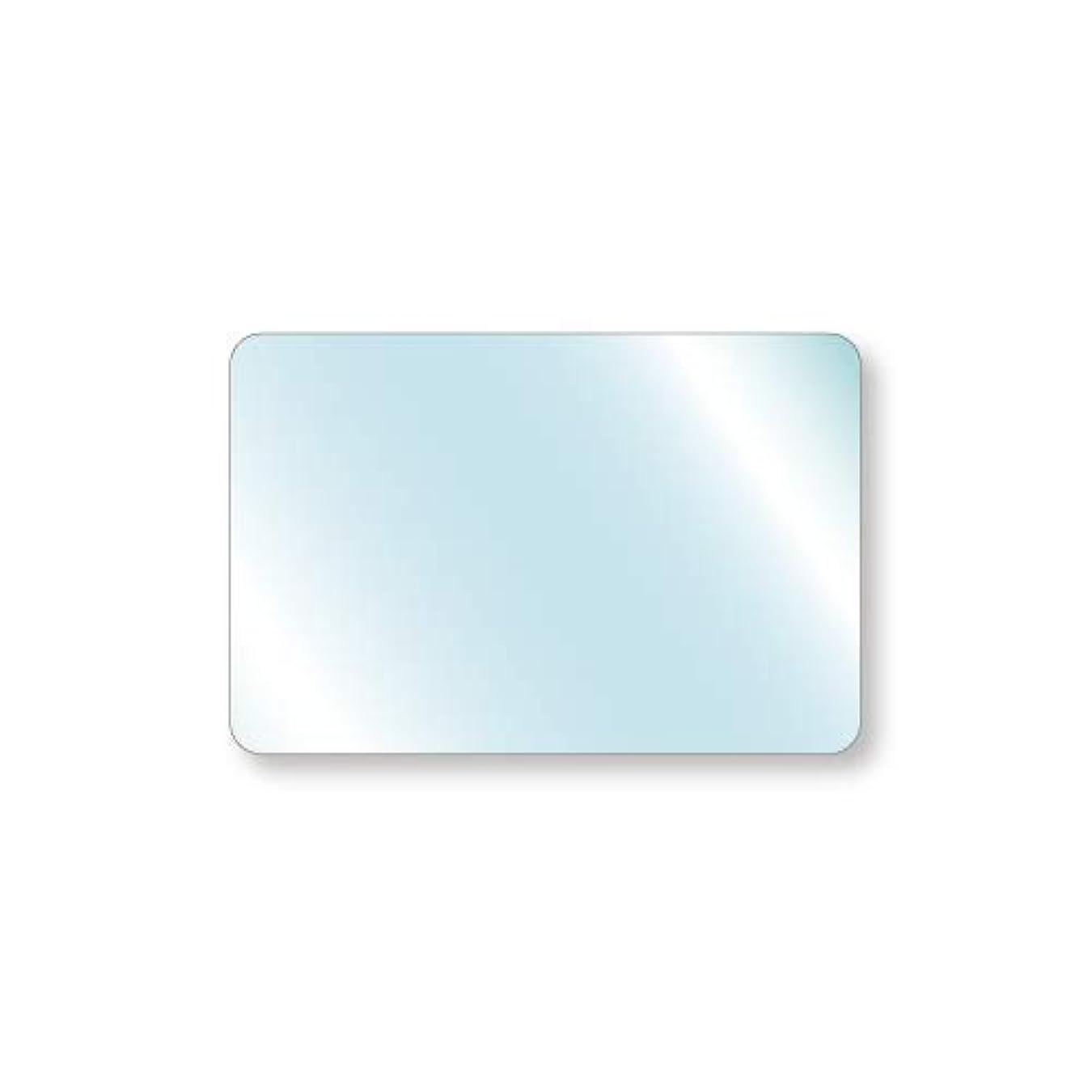 データ人里離れたセレナ強化ガラス 厚み8mm 300×200mm 四角形 4隅R加工 ミガキ サイズオーダー対応