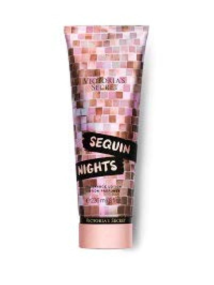 タイプライター通り抜けるネックレットVICTORIA'S SECRET ビクトリアシークレット 【限定品】 スパンコールナイツ Sequin Nights フレグランスローション Disco Nights Fragrance Lotion[並行輸入品] [並行輸入品]
