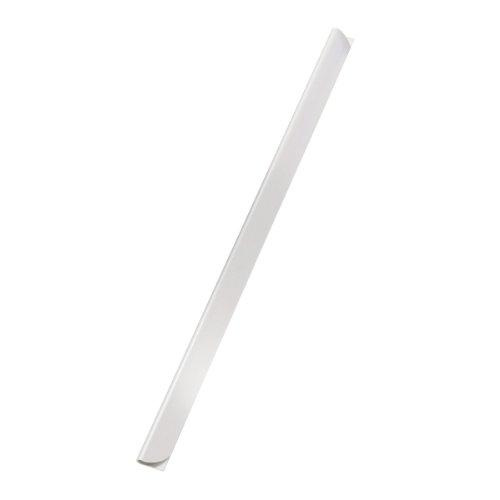 Leitz 21769 Klemmschiene bis 30 Blatt, 50 Stück, weiß