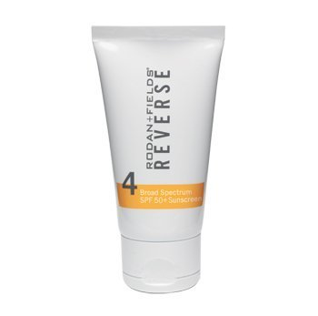 Reverse Broad Spectrum SPF 50+ Sunscreen Review​