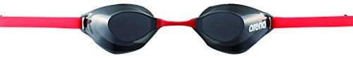 デサント アリーナ アリーナ くもり止めスイミンググラス ノンクッションタイプ FREE スモーク レッド 1本 DS AGL120 SMK