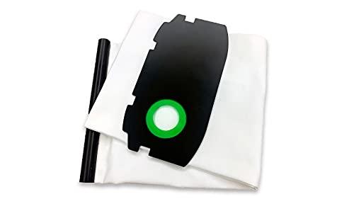 Sacchetto per aspirapolvere Festool CT Mini Midi. Riutilizzabili, ecologici, più adatti ai sacchetti usa e getta.