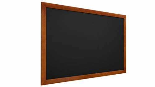 ALLboards Kreidetafel mit Holzrahmen 70x50cm