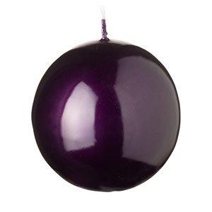 - Boule laqué-violet