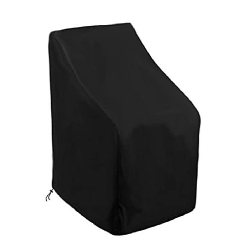 ZZJUN Xxjun Store Cubierta de Muebles de jardín al Aire Libre Impermeable Oxford Sofá Sillón Tapa Impermeable Barbacoa Lluvia y Nieve Tapa Protectora a Prueba de Polvo