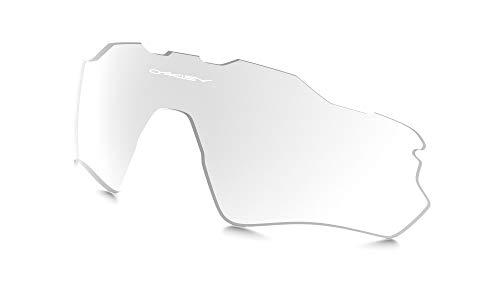 Oakley Radar Ev Path Repl Lens Kit Clear Lentes de reemplazo para Gafas de Sol, Blanco, Einheitsgröße Unisex Adulto