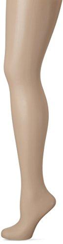 Fiore Damen Strumpfhose Feinstrumpfhose Sava / Classic, 15 DEN, Gr. Medium (Herstellergröße:3), Weiß (White 033)