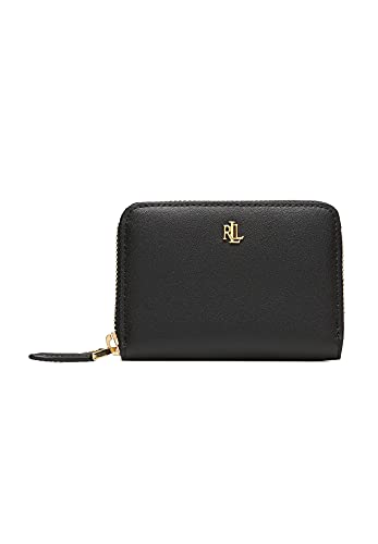 Ralph Lauren Portafoglio Lauren mini zip around 432754175010 black