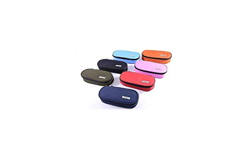 Comix Astuccio Ovale Organizzato, Colori Assortiti