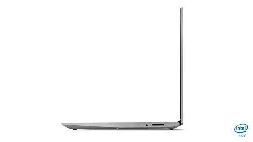 "Lenovo IdeaPad S145 15.6"" HD Slim Laptop – (Intel Pentium Gold, 4GB RAM, 128GB SSD, Windows 10 in S Mode) – Platinum Grey 5"