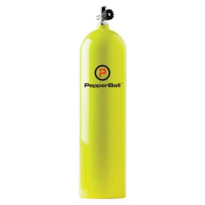 PepperBall Scuba Tank Refill Kit 80 Cubic feet w/Air Fill Adapter and Hose