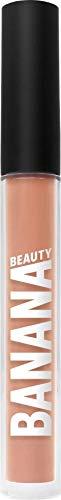 Banana Beauty Nananaked (3 ml) – Semi Matte Liquid Lipstick – kussechter Lippenstift Nude für...