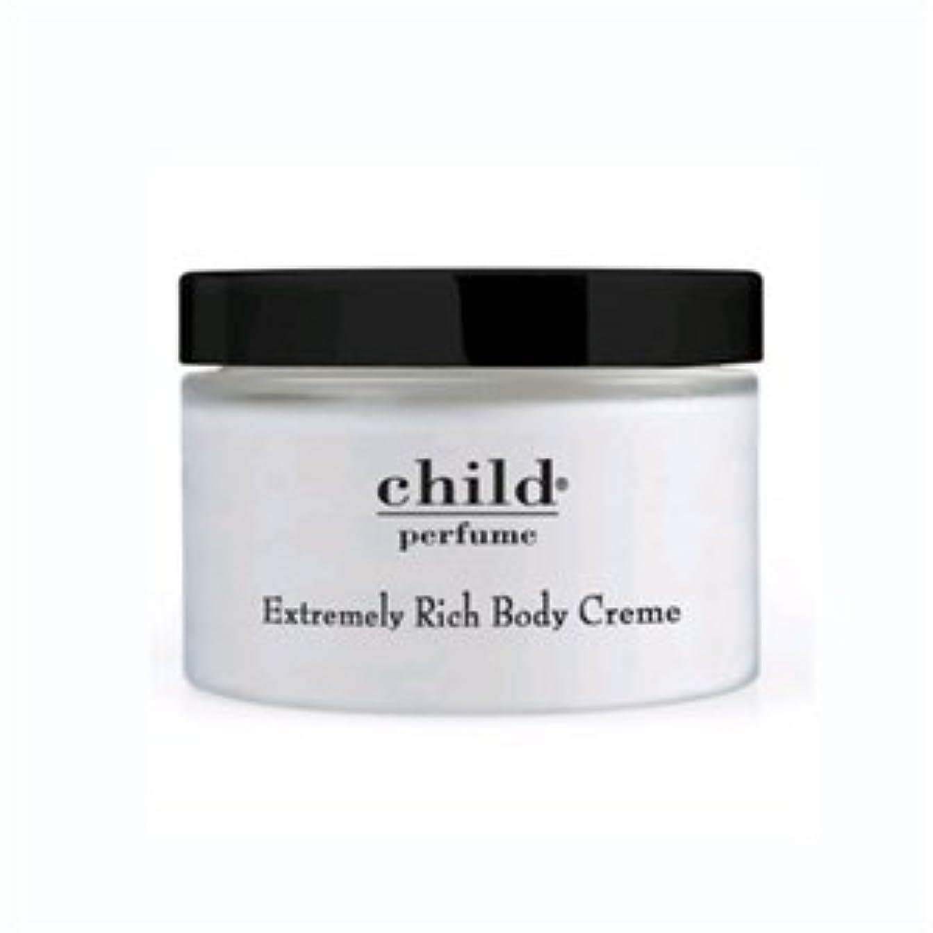 ホイップピース方法論Child Extremely Rich Body Creme (チャイルド エクストリームリーリッチ ボディークリーム) 8.0 oz (240ml) by Child for Women