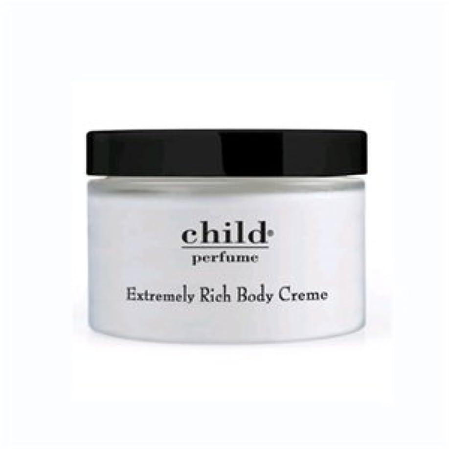 好きである音節待ってChild Extremely Rich Body Creme (チャイルド エクストリームリーリッチ ボディークリーム) 8.0 oz (240ml) by Child for Women