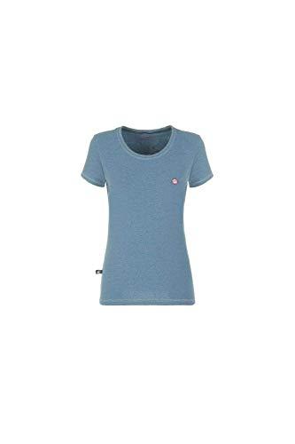 E9 Enove Harl T-shirt à col rond pour femme, dust, XS