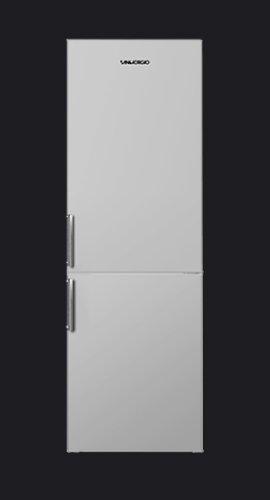 SanGiorgio SC36SS Libera installazione 321L A+ Argento frigorifero con congelatore