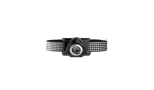 Zweibrüder 6107-rb LED Lenser SEO7 Rechargeable Head Torch, Schwarz, Einheitsgröße