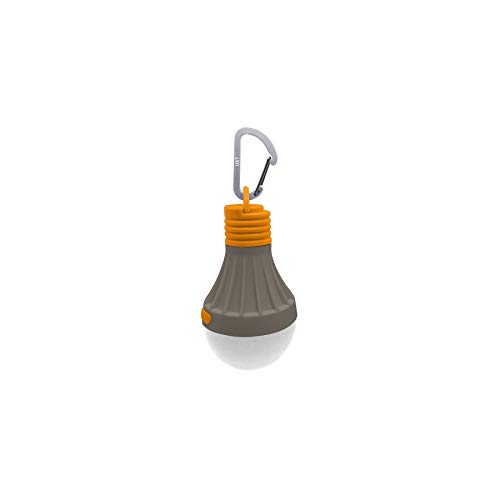 Ust Brands Ultimate Survival Technologies Tente Bulb LED 1.0 Orange/Gray Camp Lantern Light