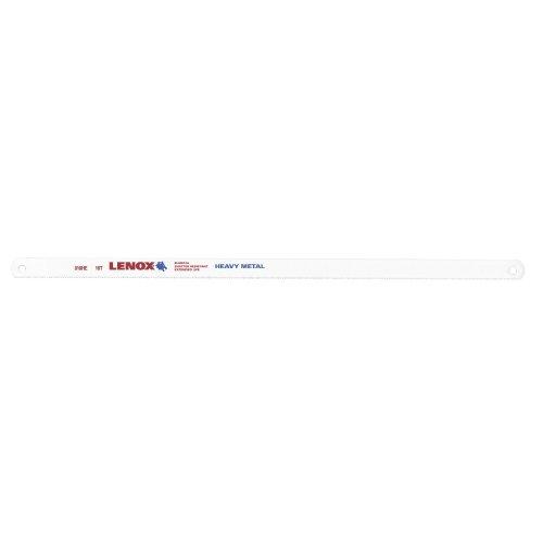 LENOX Tools Hacksaw Blade, 12-inch, 24 TPI (20145V224HE)