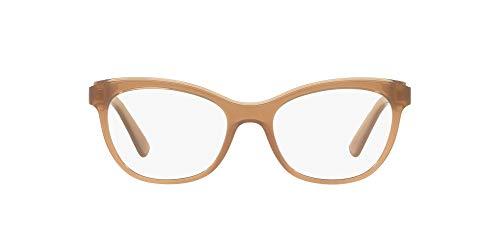 Ralph Lauren RALPH BY 0RA7105 Monturas de gafas, Transparente Caramel, 54 para Mujer