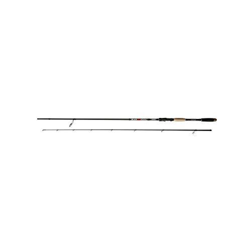 Jenzi Black X unlimited - Caña de pescar (20-75 g, 2,70 m)