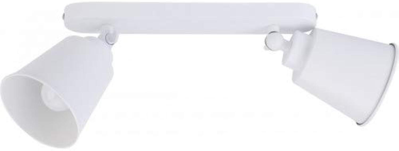 Moderner Strahler 2x60W E27 KIM 2642 TK Lighting