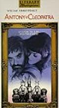 Antony & Cleopatra: Literary Masterpieces VHS