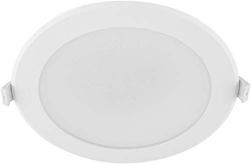 LED 14 W IP44 230 V spot encastré rond – 1200 lm – ø174 mm – Blanc chaud (3000 K)
