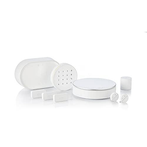 Somfy 1875259 - Home Alarm Advanced | Système d'Alarme sans Fil Connecté | Somfy Protect | Module GSM | Compatible...