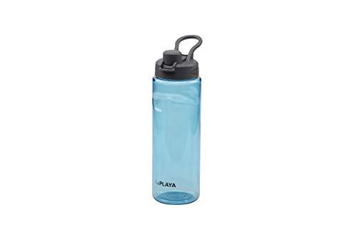 LaPLAYA Trinkflasche LaPLAYA Isotitan Trinkflasche, 0, 75L, blau, blau, 0, 75L, 538701