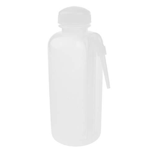 D DOLITY Plastique Jardin L'arrosage Laboratoire Aérosol Pression Pulvérisateur Plant Pot - Blanc, 500 ML