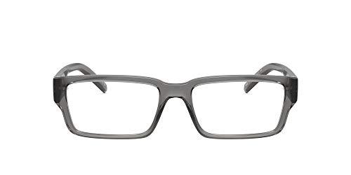 Brillen Gafas de Vista Arnette BAZZ AN 7181 TRANSPARENT GREY 55/17/145 Unisex