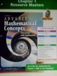 Best advanced mathematical concepts chapter 7 Reviews