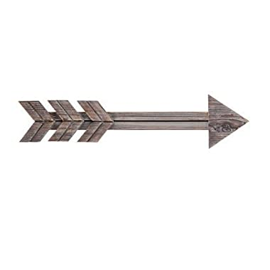 Gray Wooden Arrow Wall Decor - Woodland Nursery Decor - Arrow Wall Decor