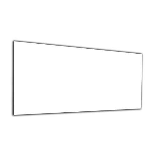 Decoración welt | Tapa para vitrocerámica, 90 x 52 cm, cubierta universal de 1 pieza, para placas de cocina de cristal de inducción, protección contra salpicaduras