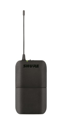 Shure BLX1 Wireless Bodypack Transmitter (Receiver Sold Separately)