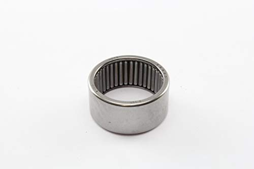 """Open Koyo B-1612 Needle Roller Bearing 1/"""" ID, Inch Full Complement Drawn Cup"""