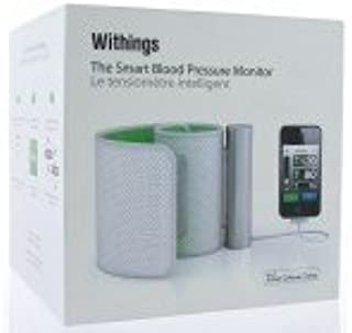Withings - Blood Pressure Monitor for Apple® iPhone®, iPad® and iPod®