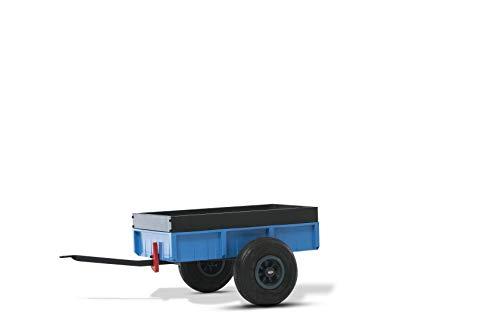 Berg Remolque para los Karts de Pedales Grandes Steel Trailer