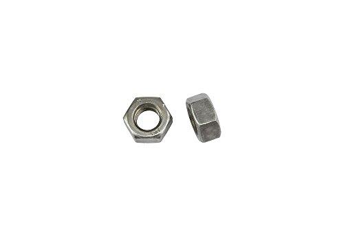 5 Stk DIN 934 Sechskantmutter M30 - Stahl - Festigkeit 8